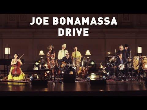 Joe Bonamassa - Drive Live At Carnegie Hall – An Acoustic Evening 2017