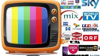 \59/ Comment creer un fichier IPTV  CFG fonctionne sur tout les recepteurs