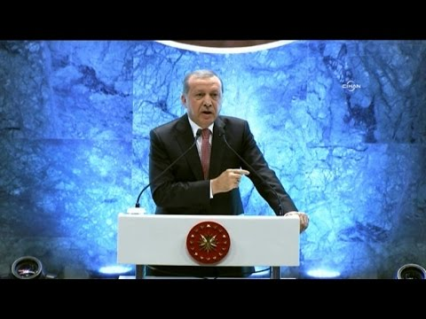 Erdogan slams EU over Mediterranean 'migrant cemetery'