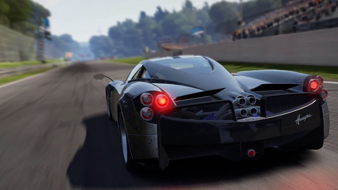 Need For Sd: Shift 2 Unleashed - Pagani Huayra - Test Drive ...