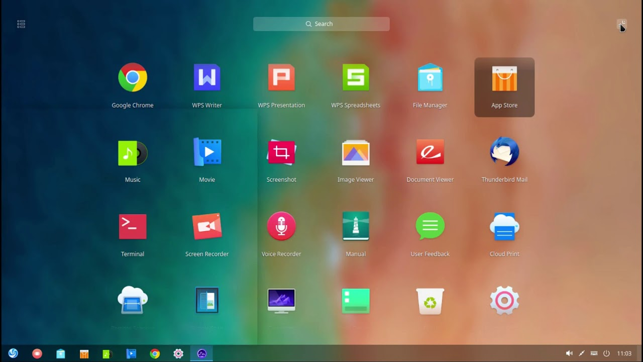 Deepin 15 9 Run Through by linux made simple