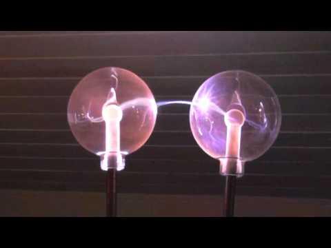 Plasma Ball Overload