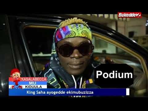 Kasalabecca; Eddie Kenzo awaadi azifunira wa, King Saha yali yabulira wa?