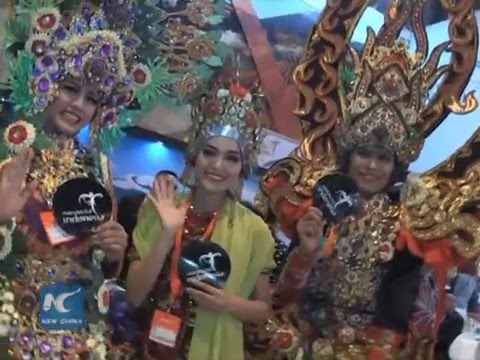 Int'l tourism trade fair in Madrid
