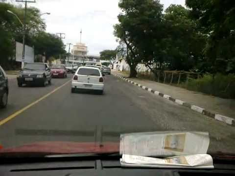 Ford Fiesta on the new traffic of Vilas do Atlantico Beach   Driving Around Ep.2