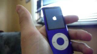 My Ipod nano won