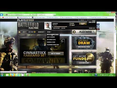 BFP4F/BFH - How To Get Free Funds [Patched]