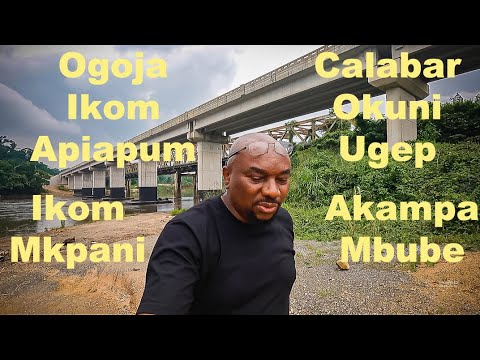 THINGS YOU MAY NOT KNOW ABOUT CROSS RIVER  STATE // OGOJA TO CALABAR
