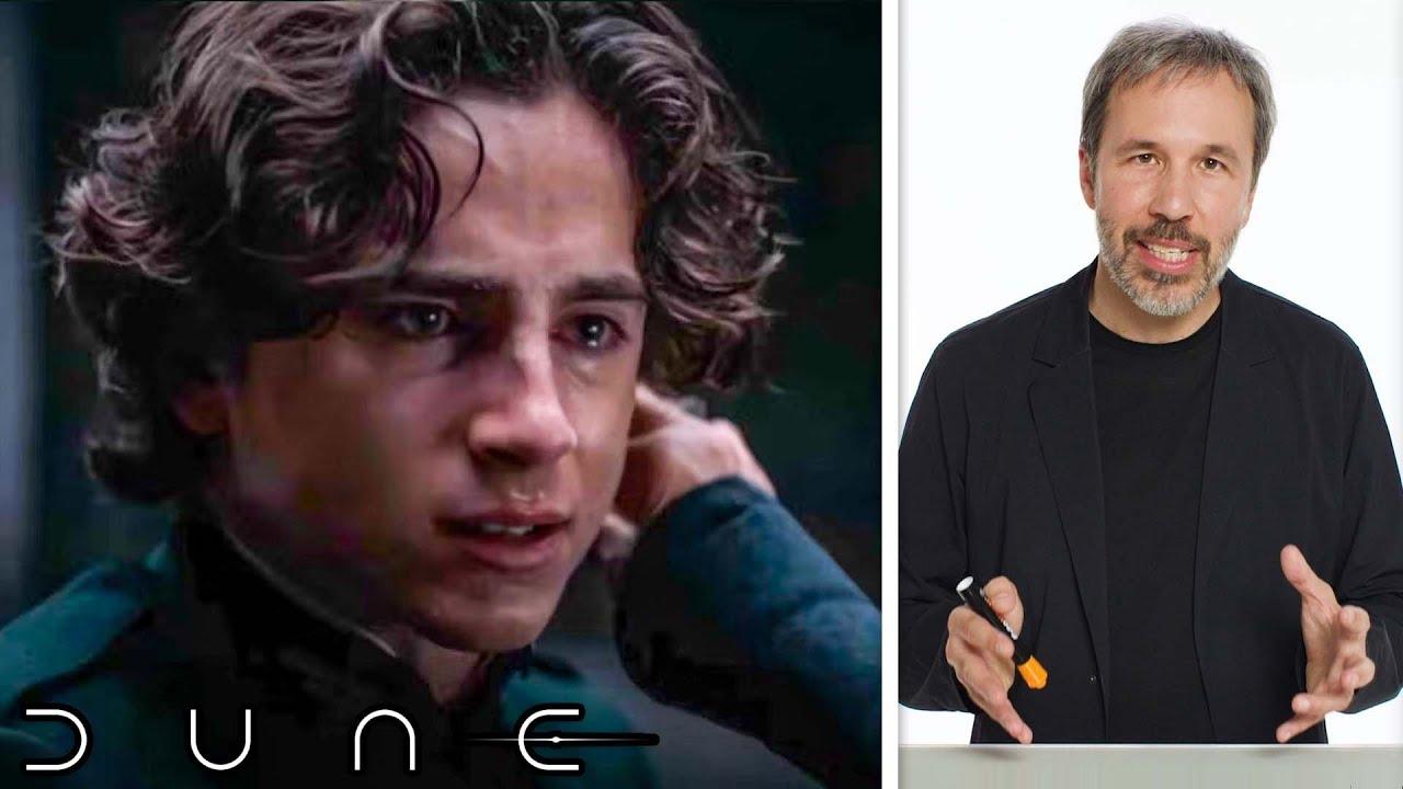 'Dune' Director Denis Villenueve Breaks Down the Gom Jabbar Scene