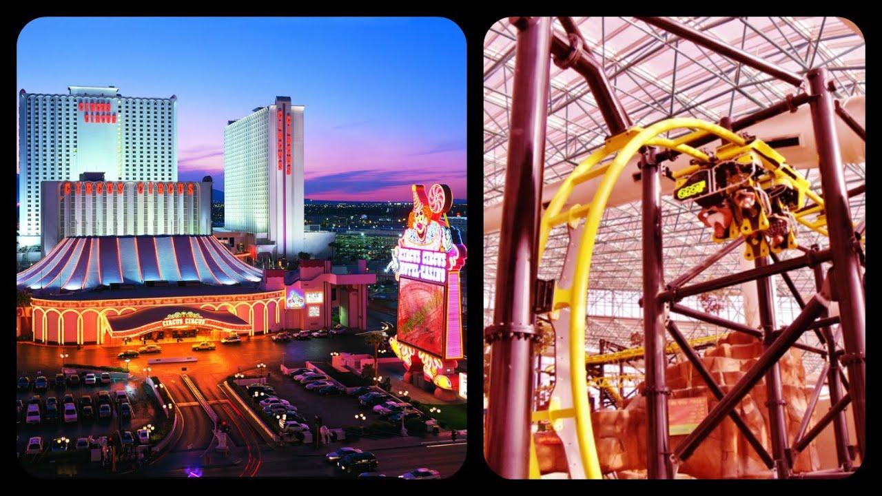 Hotel Circus Circus In Las Vegas