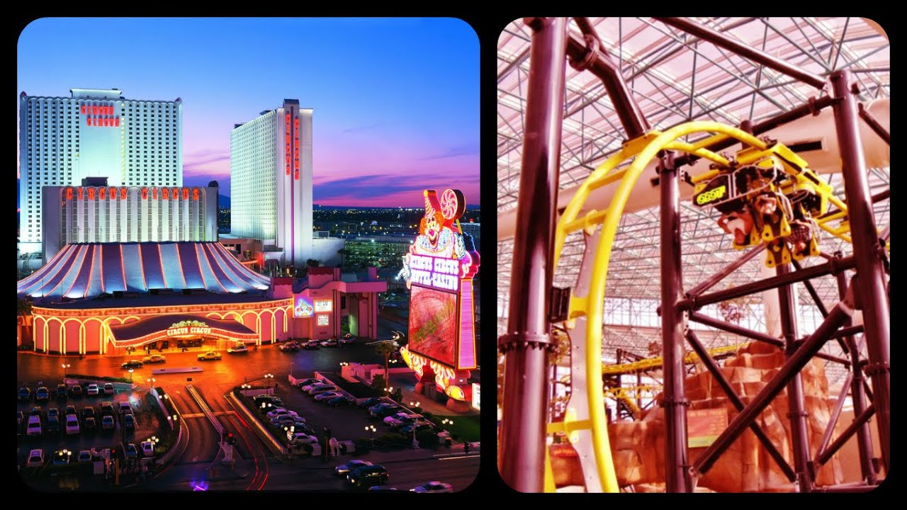 Circus Hotel Vegas