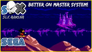 10 Games Better oฑ the Master System