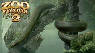 Zoo Tycoon 2: Titanoboa Exhibit Speed Build 2