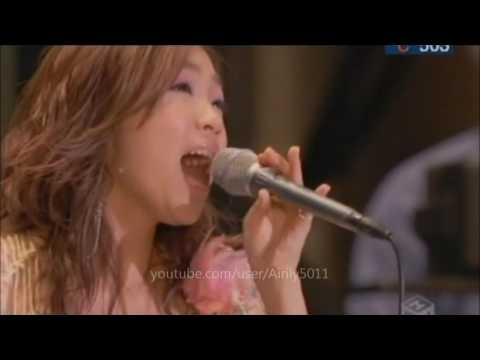 Lena Park(박정현) - Run To You (Whitney Houston. cover) @ 2005.08.28 Live Stage