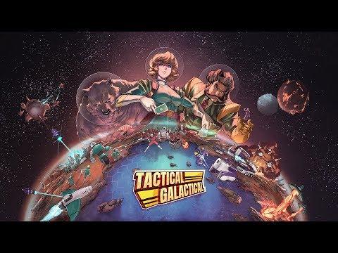 Tactical Galactical (PC) – Tokyo Game Show 2019 Trailer