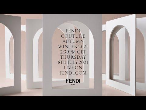 Fendi Couture Autumn – Winter 2021