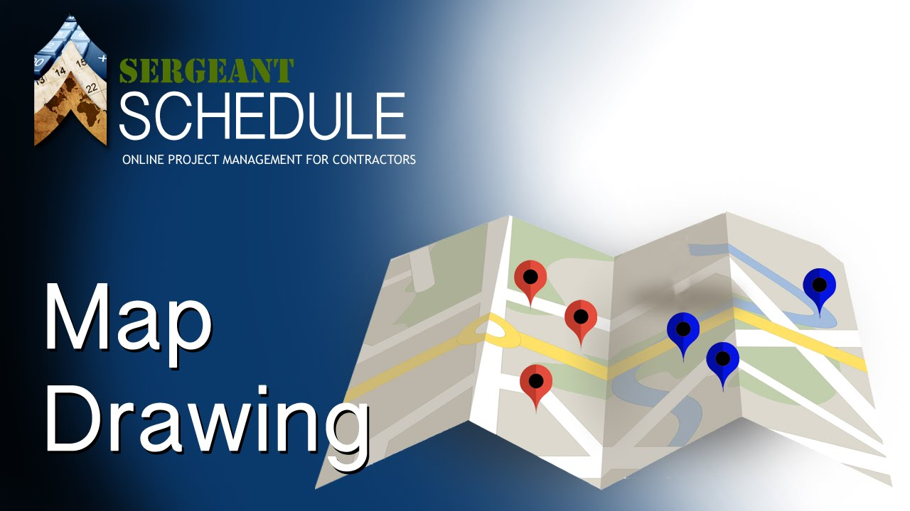 Map Drawing Software for Utility Locators, Landscapers, Surveyors