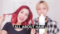 FAQ About Bleaching & Dyeing Hair | Haircare Dos and Don'ts