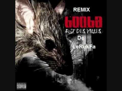 Remix_Booba_Rats des villes - LeRukFa_Touareg_sur_l'bitume