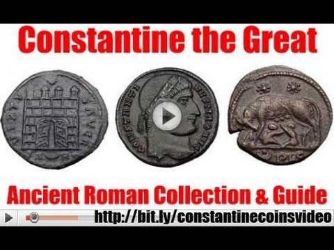Coins of Constantine the Great for Sale By Ancient Roman Coin Expert at CoinsOfConstantineTheGreat c