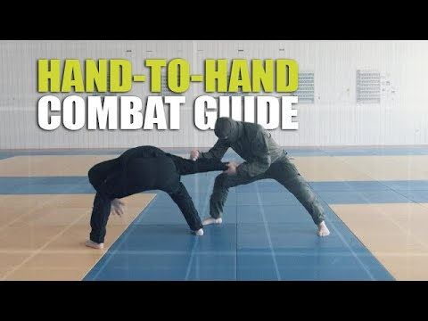 Pro's Guide to: Hand to Hand Combat