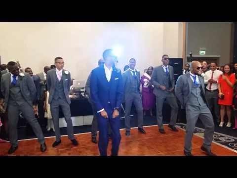 Best Man's Holiday suprise wedding dance.