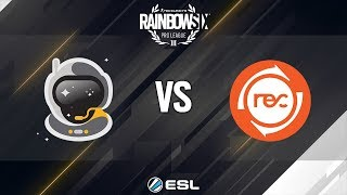 Rainbow Six Pro League - Season 9 - NA - Spacestation Gaming vs. Team Reciprocity - Week 1