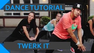 Twerk it Like Miley - Brandon Beal feat. Christopher | Dance Tutorial | Got to Dance Germany