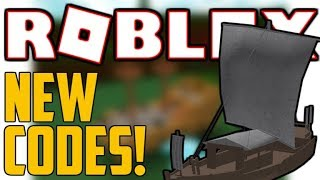 NEW BUILD A BOAT FOR TREASURE CODE! (August 2019) | ROBLOX