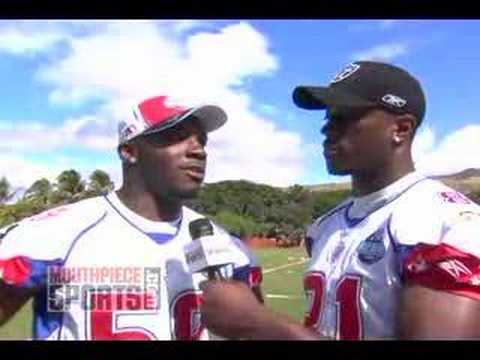 Quick Hits at the Pro Bowl with Kassim Osgood and Demeco Ryans