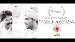 VVIP INDIAN WEDDING HIGHLIGHT FILM | HOME MINISTER R ASHOK FAMILY WEDDING | TWJOI