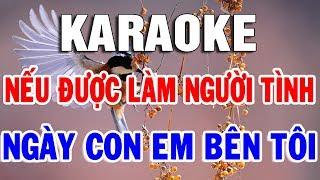 Karaoke Nhạc Sống Bolero Trữ Tình Hòa Tấu | Liên Khúc Nhạc Sến Kẻ Ở Miền Xa | Trọng HIếu