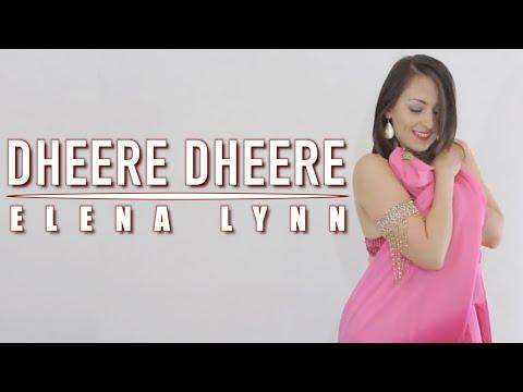 Dheere Dheere Se Meri Zindagi - Yo Yo Honey Singh | Female cover by Elena Lynn