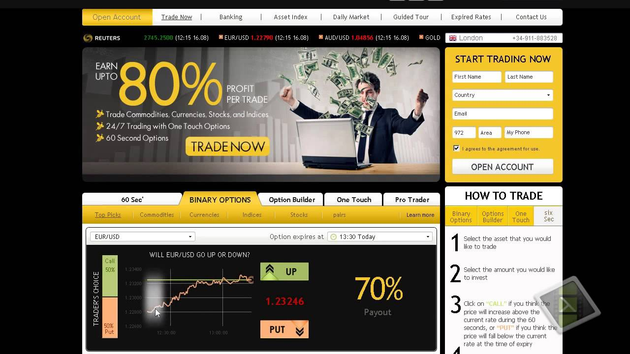 Beeoptions binary option trading betting tips tour de france