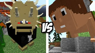 Minecraft: DINOSAUR BABY CHALLENGE