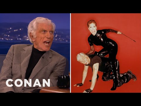 Dick Van Dyke & Mary Tyler Moore's Sexy Photo Shoot  - CONAN on TBS