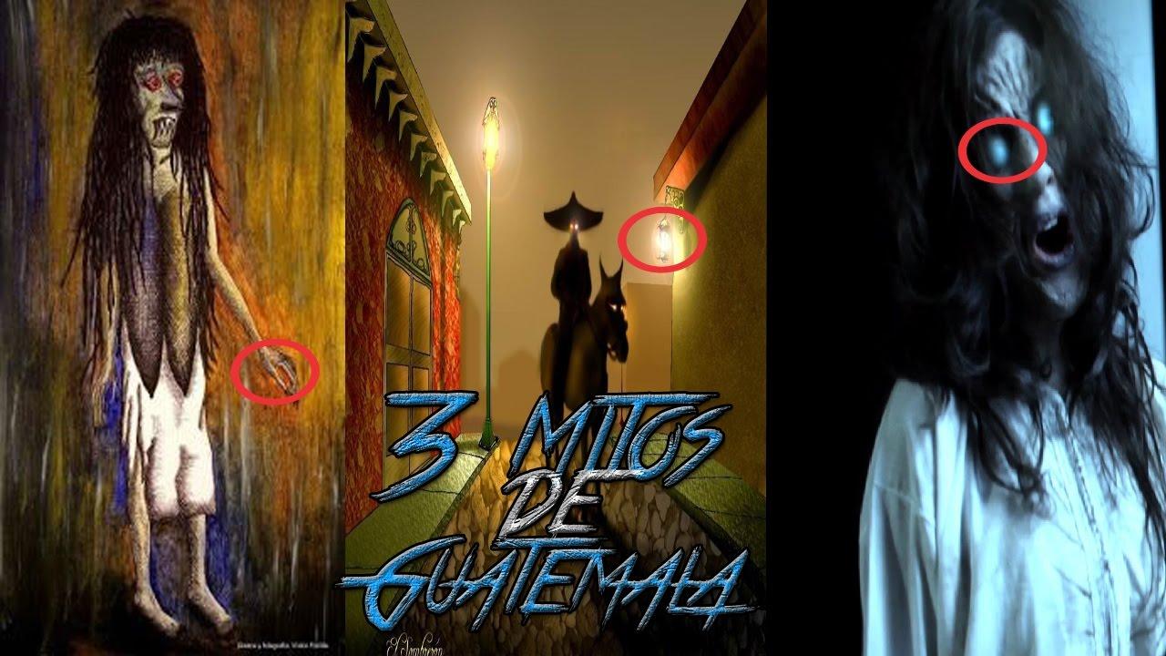 los mitos mas populares de guatemala