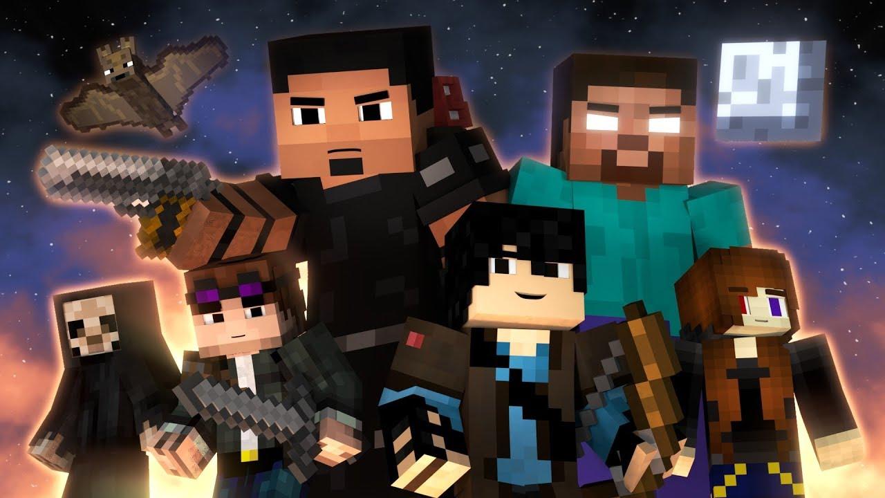 Download Valley of Darkness: FULL MOVIE (Minecraft Animation)