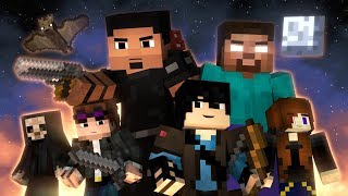 Valley of Darkness: FULL MOVIE (Minecraft Animation)