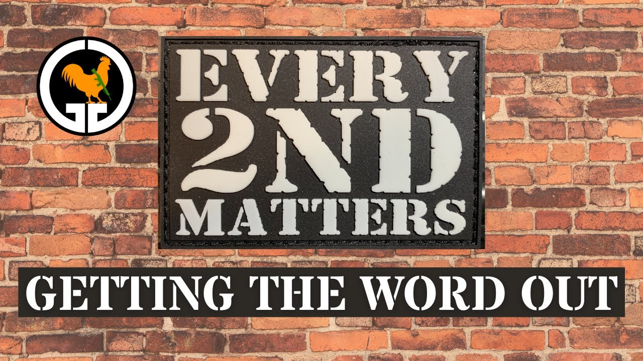 Every 2nd Matters - Getting the Word Out