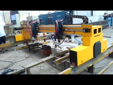 Wuhan Kaierbei Cnc Technology Co ltd plasma cnc cutting machine