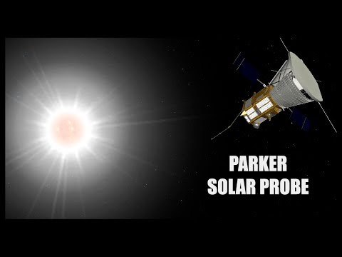 Parker Solar Probe - Orbiter Space Flight Simulator