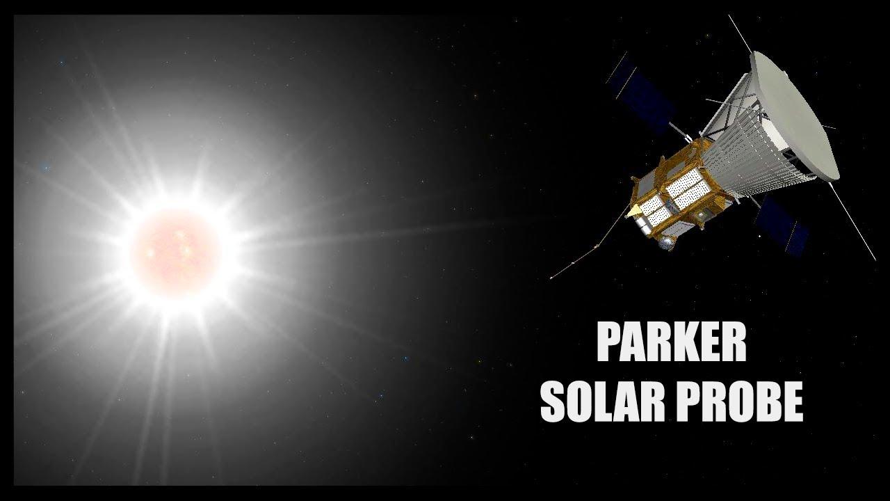 Parker Solar Probe Orbiter Space Flight Simulator Youtube