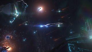 Mass Effect Andromeda Trailer (Star Trek mashup)