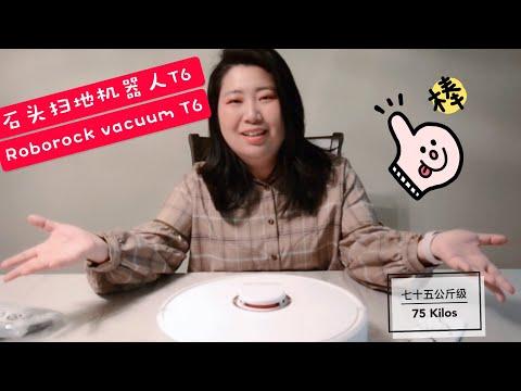 小米石头扫地机器人 Xiaomi Roborock Vacuum T6|S6 海外使用心得 小米米家 XIAOMI MIHOME APP