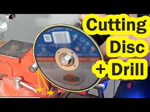 Cutting Disc For Drill