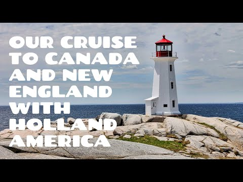 Cruise To Canada & New England Aboard Holland America's Ms Maasdam - May 2015