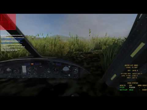 DCS Not Putting Up With My Crap Landings