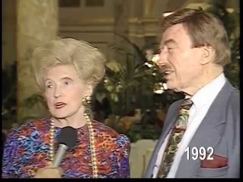 TRUMP's father RARE video footage (1992)