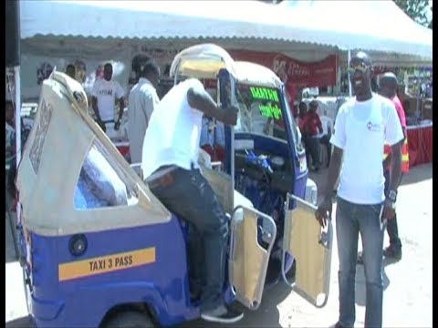 Luxurious tuk-tuk launched at the Coast